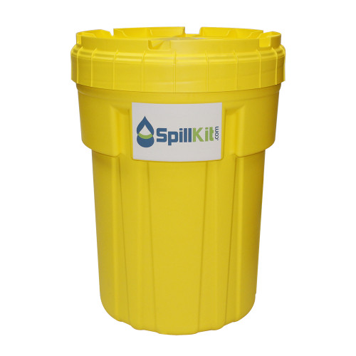 30 Gallon Overpack Salvage Drum Spill Kit - Oil Only by SpillKit.com