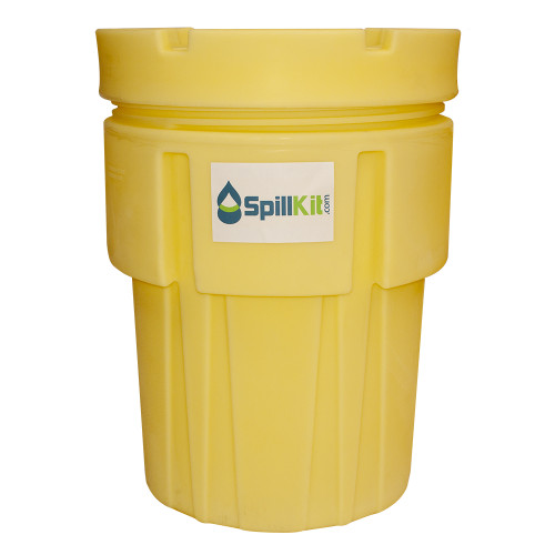 65 Gallon Overpack Salvage Drum Spill Kit - HazMat by SpillKit.com
