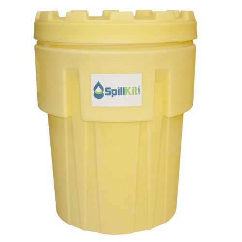 95 Gallon Overpack Salvage Drum Spill Kit - Universal by SpillKit.com