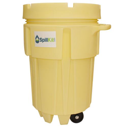 ENSORB Granular 95-Gallon Wheeled Salvage Drum Spill Kit by SpillKit.com