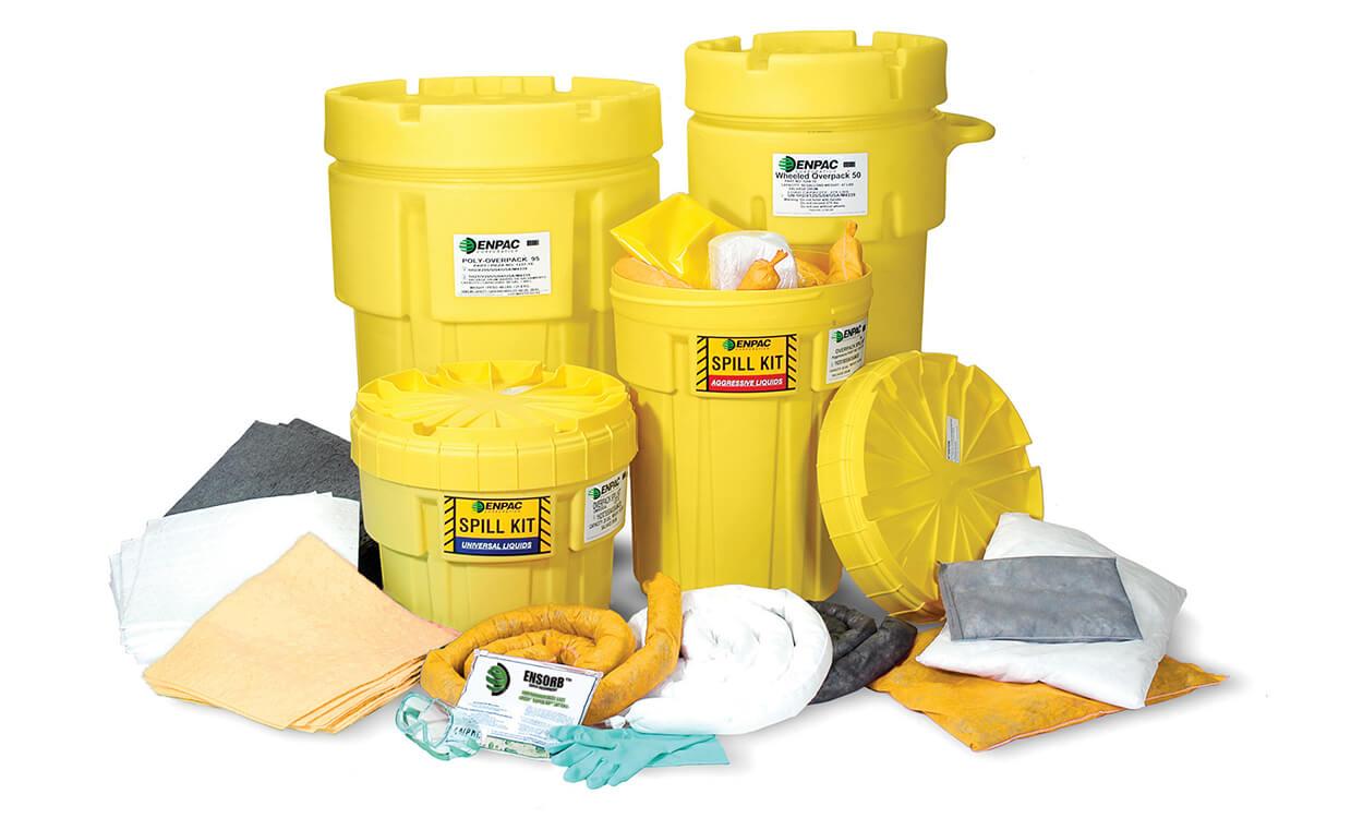 Spill Kit Regulations
