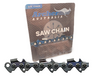 """Archer 70 Drive Links .050 3/8 Full Chisel Chain fits Echo 590 Timber Wolf 20"""" bar"""