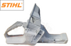 Stihl Ms 661 Fuel Tank And Handle Assembly New Oem  11443500802