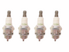 Ngk Bpm8Y Chainsaw Spark Plug For Echo Lot Of 4