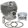 Hyway 54Mm Overhaul Kit Fits Stihl 066, Ms 650, Ms 660 Cylinder, Pop-up Piston, Rings Assembly