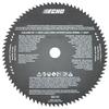 "Echo Large SRM 10"" 80 Tooth 25mm Arbor Brush Blade New Oem 69500121431"