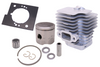 Echo HC-2420, HC-3020, HCS-3020, HCS-4020, HT232, HT235, Shindaiwa DH232, DH235 Cylinder, Piston, and Gasket Set New Oem A130001960, P021037930, V100000720