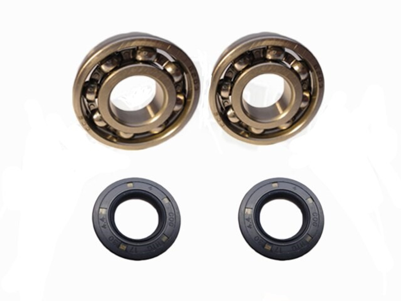 Crankshaft Grooved Ball Bearing For Stihl MS290 MS390 MS310 390 029 039 Chainsaw