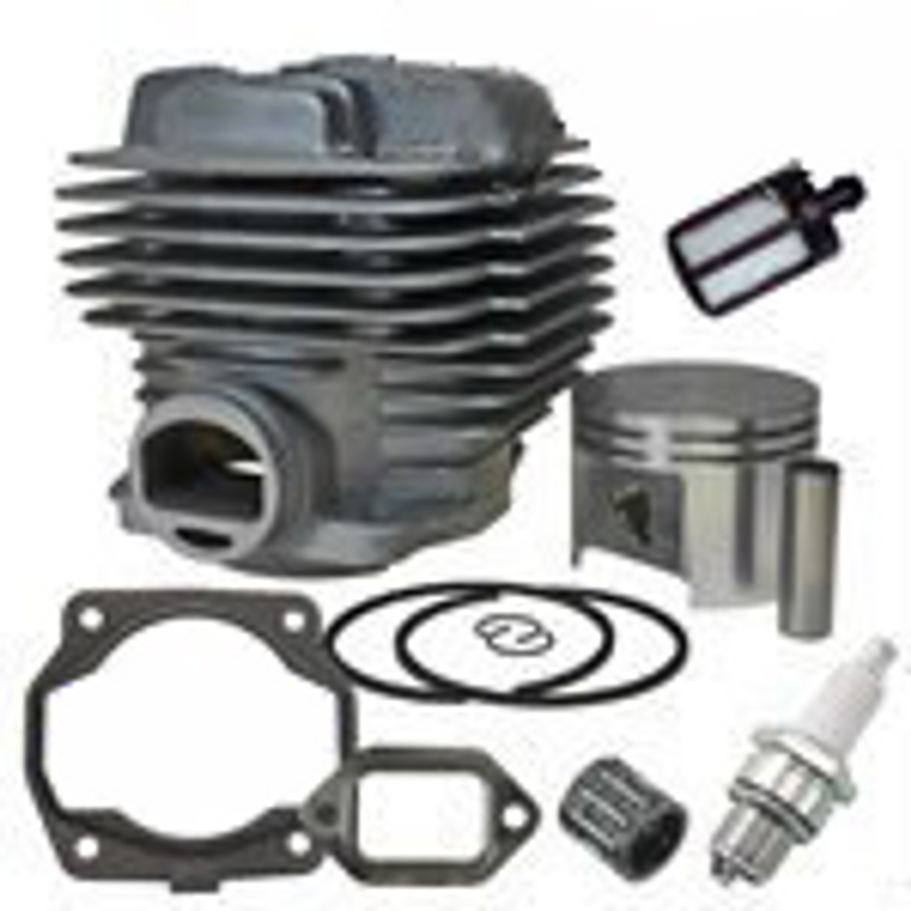 Cylinder Rebuild Kit Fits Stihl TS410// TS420 Piston Gaskets Piston Rings Cut Off