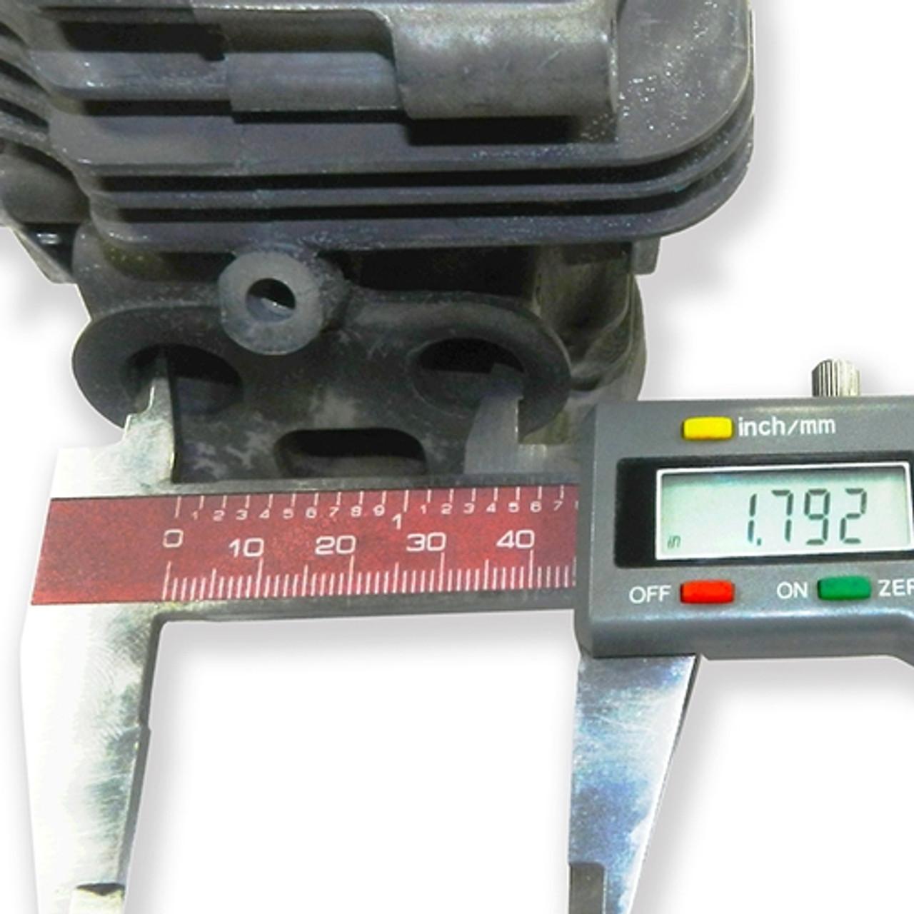 Cross Performance Husqvarna Partner  K760 11 (New Style) Nikasil Cylinder,  Piston Rebuild Kit 581476101