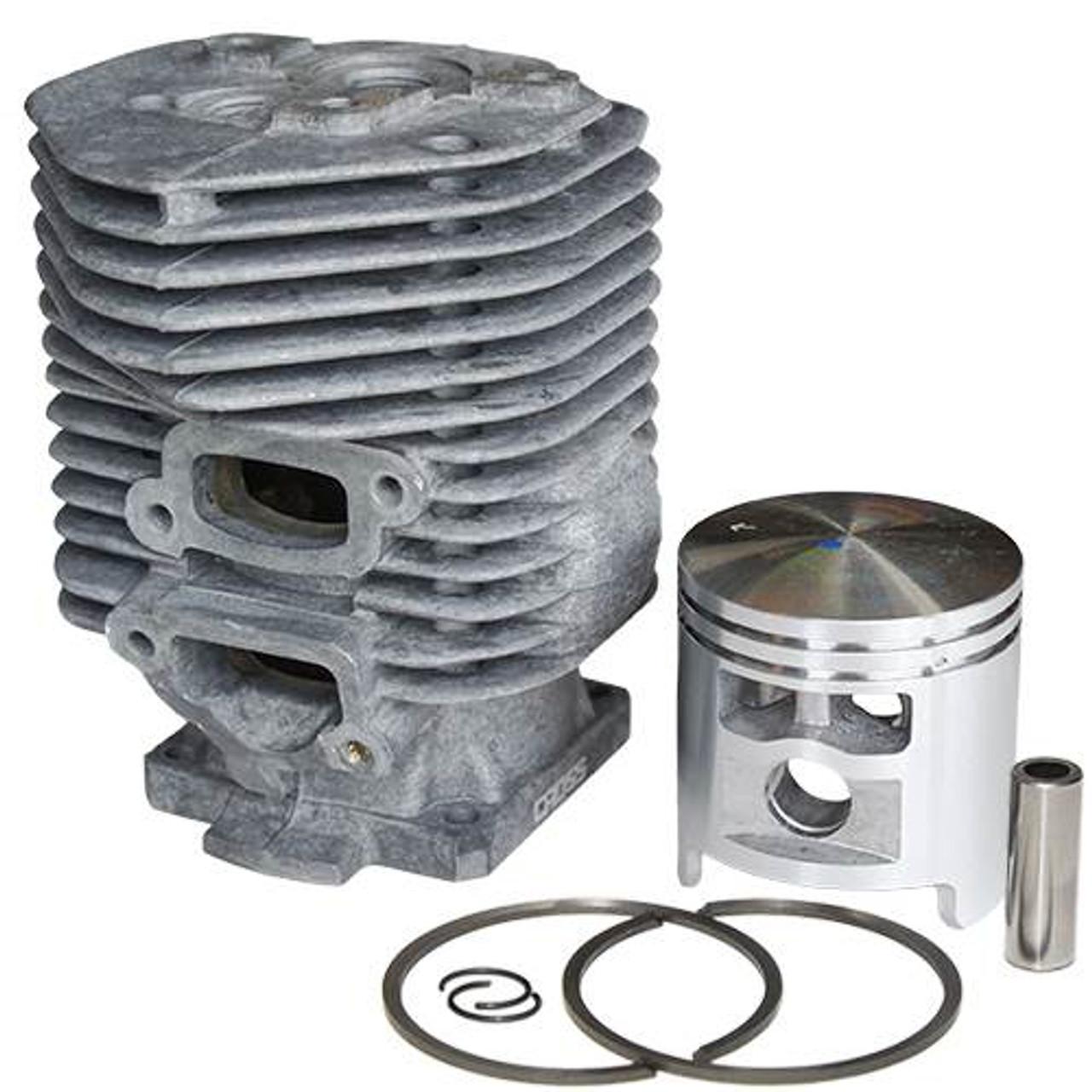 Matraz de cilindro set adecuado para Stihl ts 760 ts760 58 mm Cylinder agujas