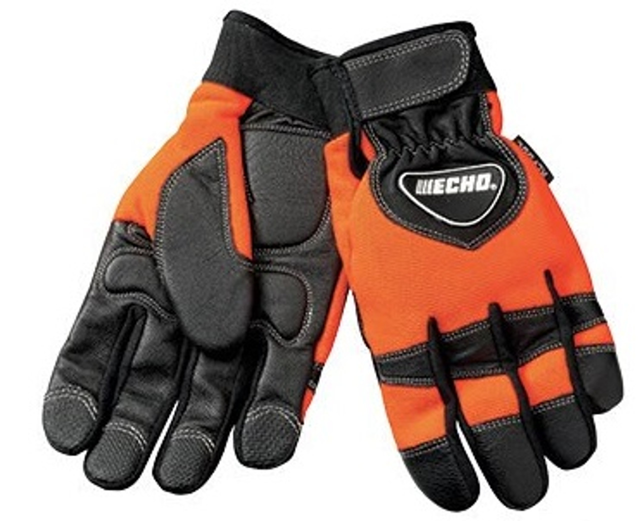 Echo Kevlar Protective Chainsaw Gloves 99988801603