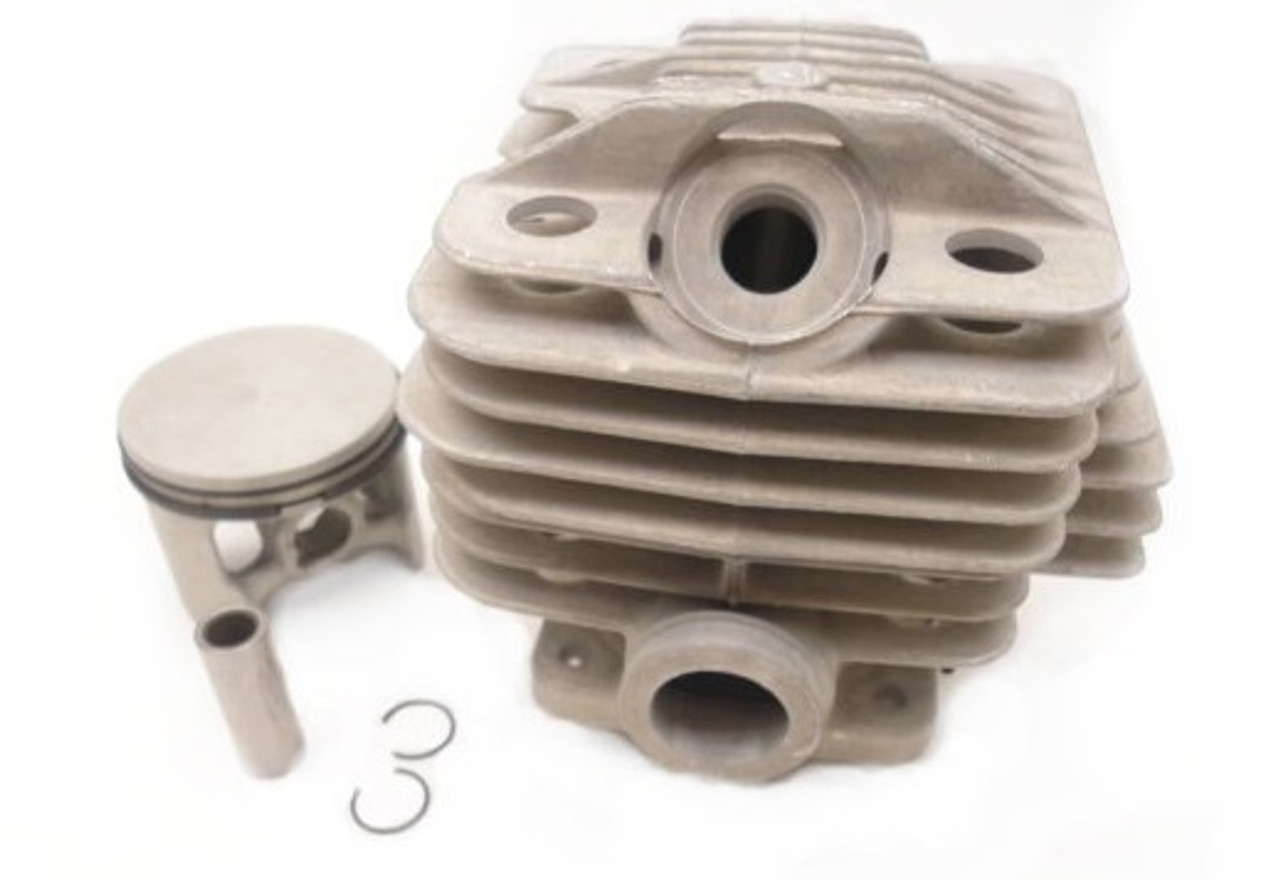 Dolmar Ps-9000, Ps-9000I, Ps-9010 Cylinder And Piston Ring Assembly New Oem  024130300