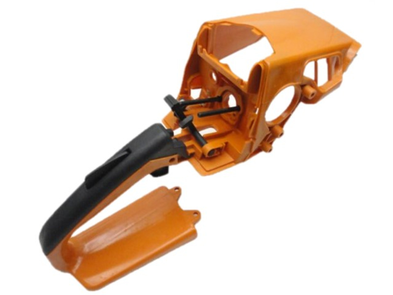 Stihl Ms 210, 230, 250, Rear Handle And Engine Cover Assembly New 11237901013