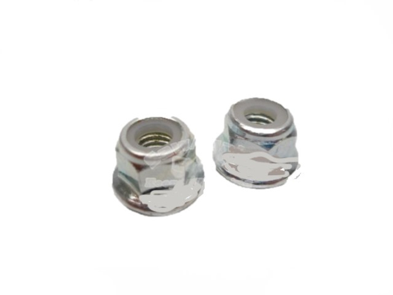Echo 10Mm Bar Nut Set Of Two, Fits Most Small Echo Chainsaws Including Cs-300, 301, 303T, 305, 306, 340, 341, 346, 3400, 3450, Cs-361, 43301903933