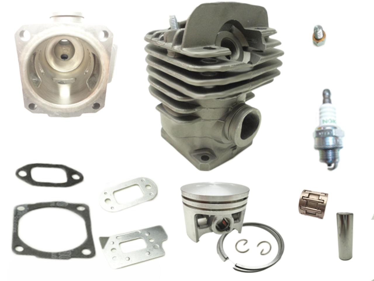 Hyway Stihl 026 Ms 260 44.7Mm Pro Nikasil Cylinder And Piston Ring Assembly Base Kit New