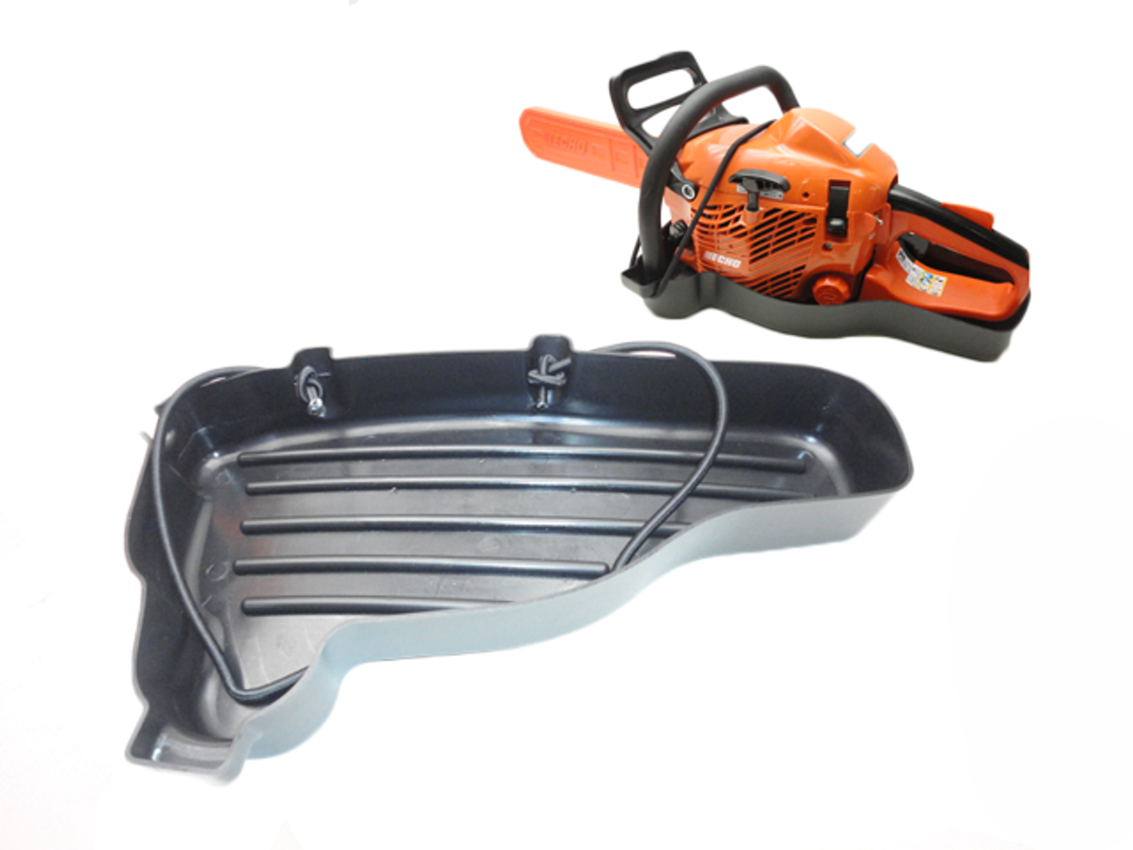Chainsaw Carry Tote And Storage Tray For Saws Under 45Cc