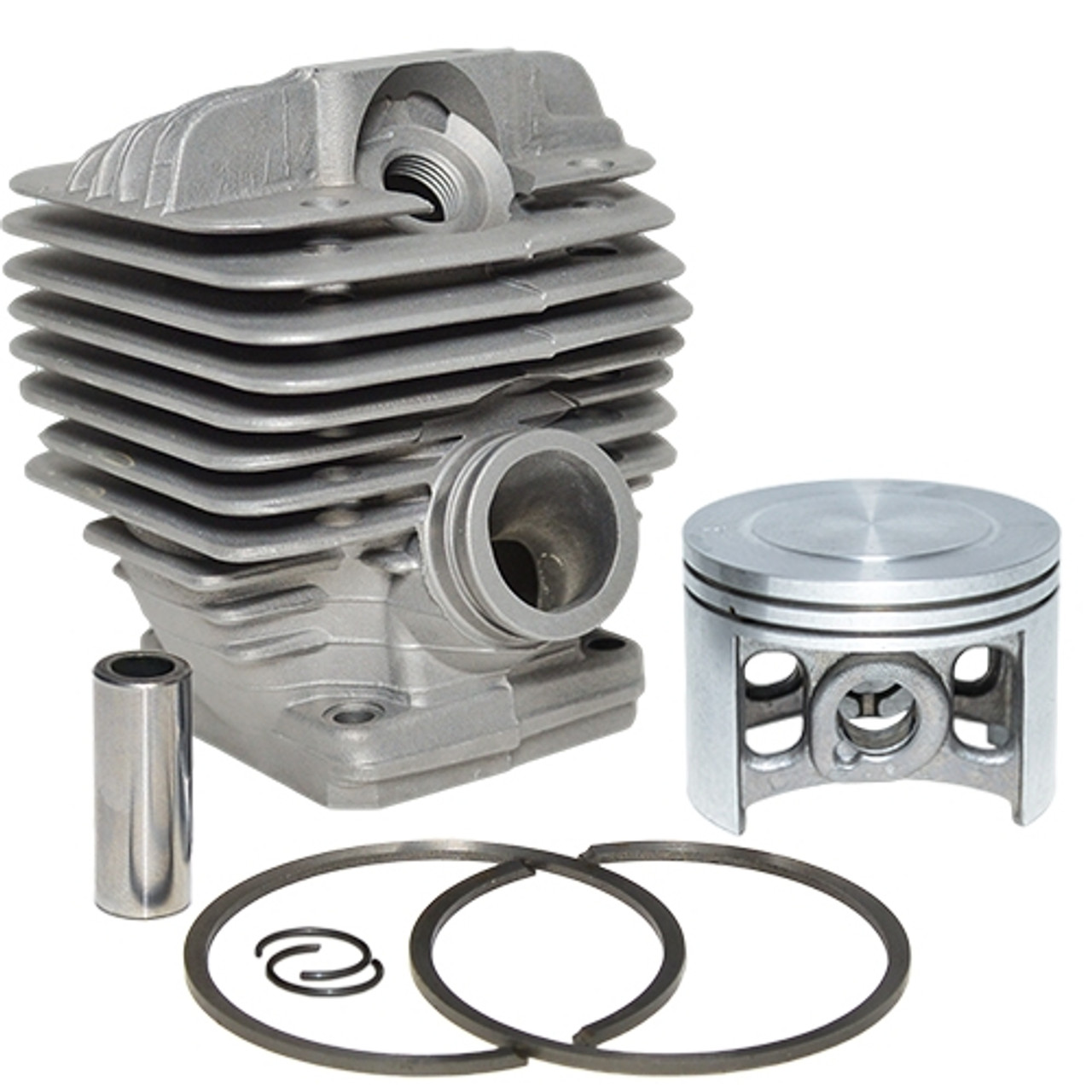 Hyway cylinder and pop up piston with Caber rings for Stihl 066 MS660 54mm
