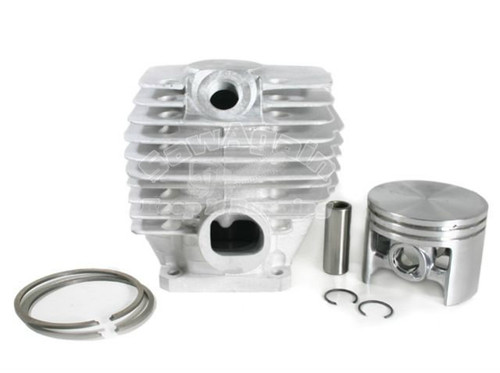 Stihl 038 Magnum, Ms380  52Mm Cylinder, Piston, Rings Rebuild Kit New 11190201202