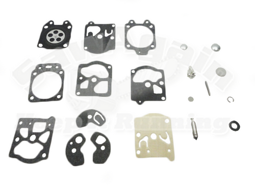 HOMELITE 220 240 250 300 330 WALBRO CARBURETOR KIT