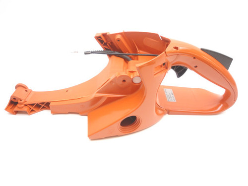 DOLMAR PS-630, 6400, 7300, 7310, 7900, 7910 MAKITA EA7300, EA7900 CHAINSAW FUEL GAS TANK AND REAR HANDLE ASSEMBLY NEW OEM 038114200