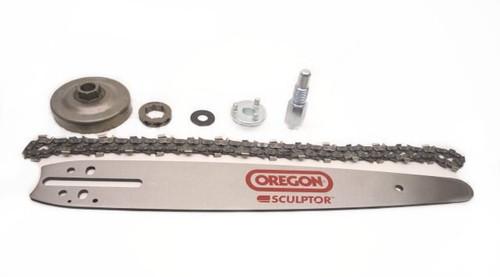 Echo Cs-370, Cs-400 Chainsaw Carving Bar And Chain Kit