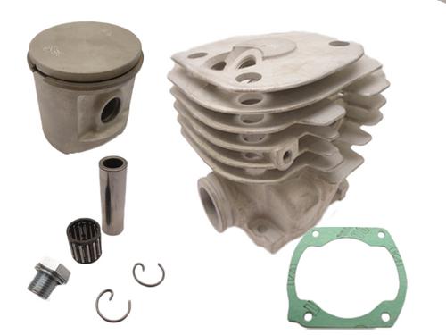 Oem Husqvarna 50Mm Cylinder,  Piston Ring Assembly Fits Husqvarna 361, 365, 371, 372Xp,  Jonsered 2065, 2071, 2165, 2171 503626473
