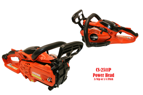 Echo Cs-2511P  Chainsaw Power Head Only 3/8Lp or 1/4 Pitch Clutch Drum