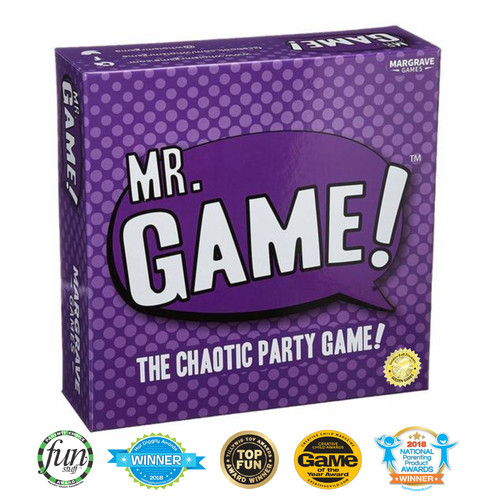 Mr.Game! The Chaotic Party Game!
