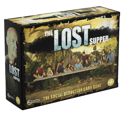 LOST Supper Card Game