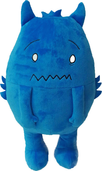 Lunarbaboon's Anxiety Troll Plush