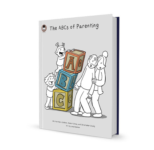 Lunarbaboon's ABC's of Parenting Children's Book