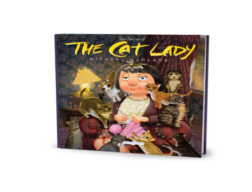 The Secret of The Cat Lady