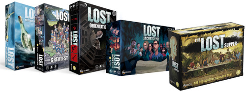 LOST Games Collection
