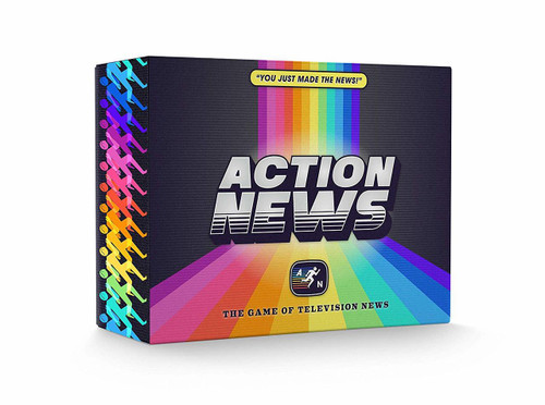Action News: The Game of Television News