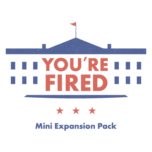 The Contender: You're Fired Mini Expansion Pack