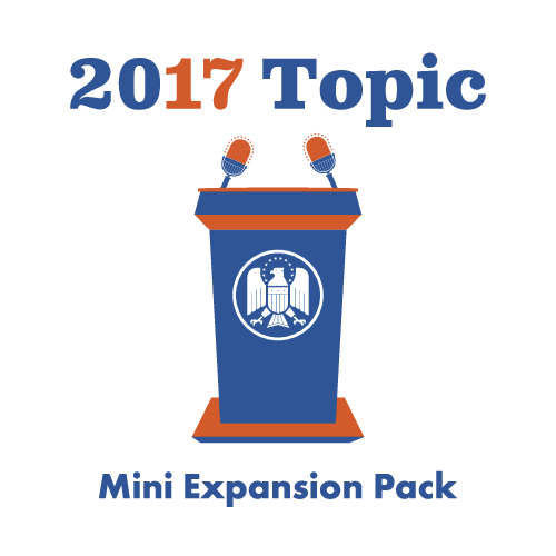 The Contender: 2017 Topic Mini Expansion Pack