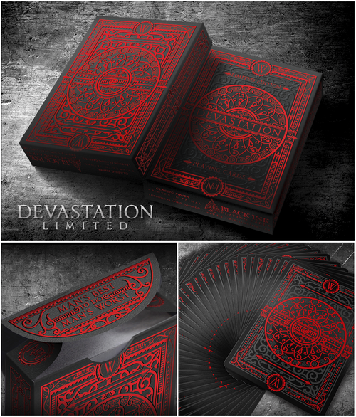 Jody Eklund: Devastation Limited Edition