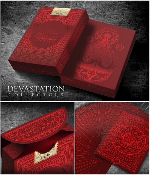 Jody Eklund: Devastation Collectors Edition