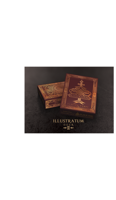 Jody Eklund: Illustratum Deck