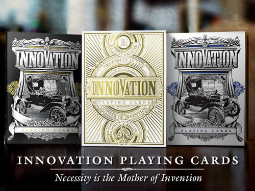 Jody Eklund: Innovation Decks