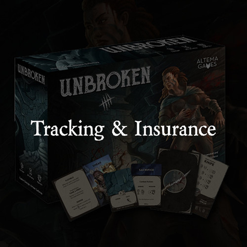 Unbroken Shipping for AUS/NZ FIRST WAVE