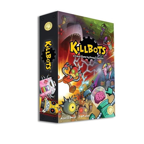 Killbots Optional International Shipping