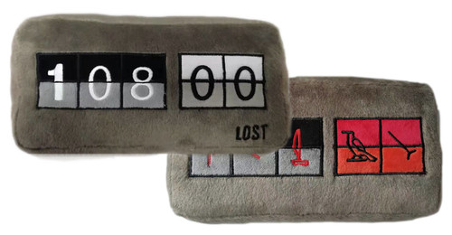 LOST Swan Station 108 Clock Plush