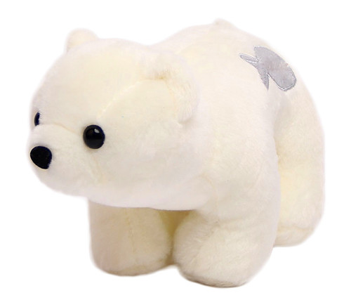 LOST Island Polar Bear Plush