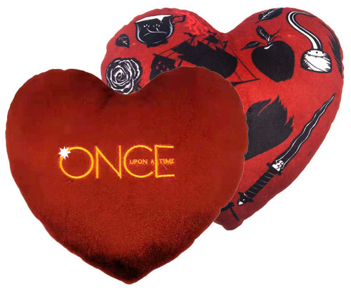 Once Upon A Time True Love Heart Plush