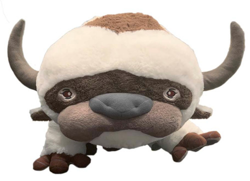 Appa Official Avatar: The Last Airbender Licensed 15 Inch Plush