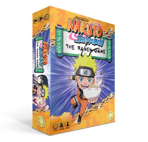 Naruto Shippuden Ramen Game