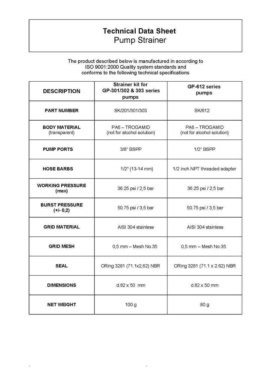 2 GPM / 12 Volt Chemicals & Food liquids Transfer, 316 Stainless Pump