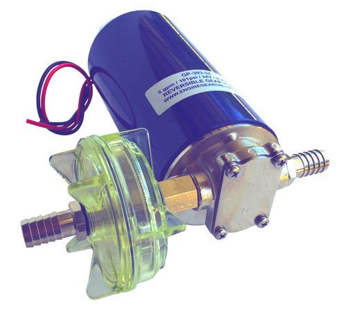 12 Volt gear pump 101psi